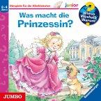 Wieso? Weshalb? Warum? junior. Was macht die Prinzessin? (MP3-Download)