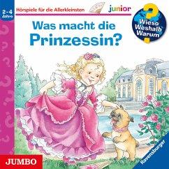 Wieso? Weshalb? Warum? junior. Was macht die Prinzessin? (MP3-Download) - Erne, Andrea; Szesny, Susanne
