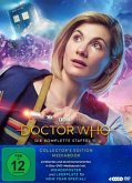 Doctor Who - Staffel 11 Limited Mediabook