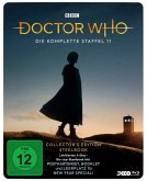 Doctor Who - Staffel 11 Limited Steelbook