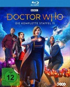 Doctor Who - Staffel 11 - Whittaker,Jodie/Walsh,Bradley/Cole,Tosin/+