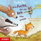 Vom Fuchs,Der Ein Reh Sein Wollte