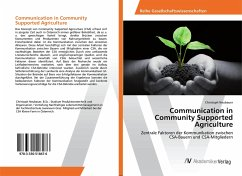Communication in Community Supported Agriculture