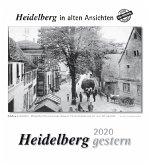 Heidelberg gestern 2020
