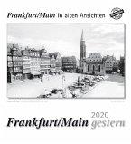 Frankfurt/Main gestern 2020
