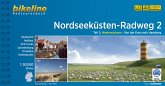 Nordseeküsten-Radweg. 1:75000 / Nordseeküsten-Radweg 2