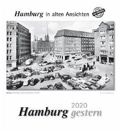 Hamburg gestern 2020