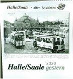 Halle/Saale gestern 2020