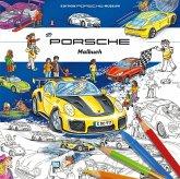 Porsche Malbuch für Kinder