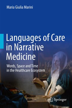Languages of Care in Narrative Medicine (eBook, PDF) - Marini, Maria Giulia