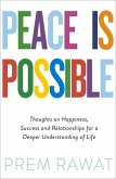 Peace Is Possible