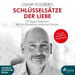 Schlüsselsätze der Liebe (Ungekürzt) (MP3-Download) - Holzberg, Oskar