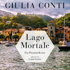 Lago Mortale (ungekürzt) (MP3-Download) - Conti, Giulia