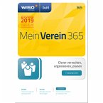 WISO Mein Verein 365 - teamwork - Edition (2019) (Download für Windows)