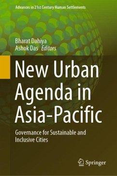 New Urban Agenda in Asia-Pacific