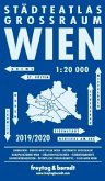 Freytag & Berndt Wien Großraum Städteatlas 2019/2020, Stadtplan 1:20.000