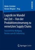 Logistik im Wandel der Zeit - Von der Produktionssteuerung zu vernetzten Supply Chains