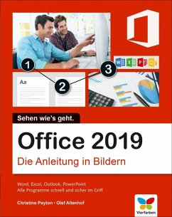 Office 2019 (eBook, PDF) - Peyton, Christine; Altenhof, Olaf