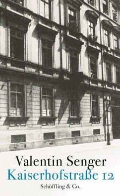 Kaiserhofstraße 12 - Senger, Valentin