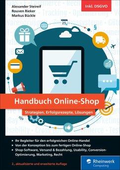 Handbuch Online-Shop (eBook, ePUB) - Rieker, Rouven Alexander; Steireif, Alexander; Bückle, Markus