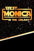 Best Monica in the Galaxy: Jiu-Jitsu Training Diary Training Journal Log Feature 120 Pages 6x9