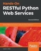Hands-On RESTful Python Web Services (eBook, ePUB)