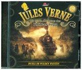 Die neuen Abenteuer des Phileas Fogg - Duell im wilden Westen, 1 Audio-CD