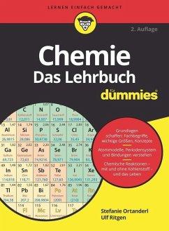 Chemie für Dummies. Das Lehrbuch (eBook, ePUB) - Ortanderl, Stefanie; Ritgen, Ulf