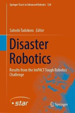 Disaster Robotics (eBook, PDF)