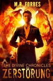THE DIVINE CHRONICLES 3 - ZERSTÖRUNG (eBook, ePUB)
