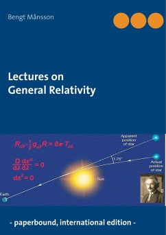 Lectures on General Relativity (eBook, ePUB)