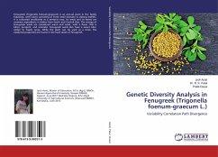 Genetic Diversity Analysis in Fenugreek (Trigonella foenum-graecum L.)