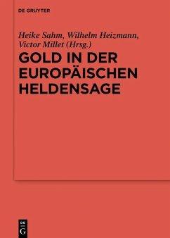 Gold in der europäischen Heldensage (eBook, ePUB)