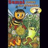 Die Abenteuer der Biene Sumsi, Folge 5: Sumsi rettet die Pfennige / Kleingeld (MP3-Download)