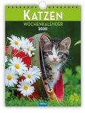 """Wochenkalender """"Katzen"""" 2020"""