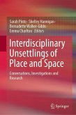 Interdisciplinary Unsettlings of Place and Space