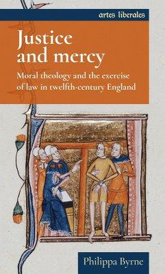 Justice and mercy (eBook, ePUB) - Byrne, Philippa