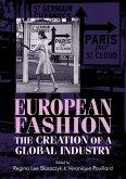 European fashion (eBook, ePUB)