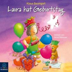 Laura hat Geburtstag - Lauras Stern 10 (Ungekürzt) (MP3-Download) - Baumgart, Klaus