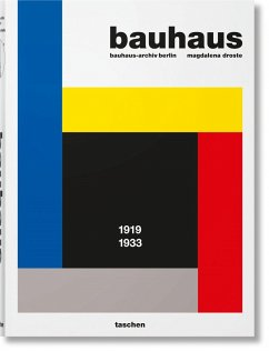 Bauhaus. Updated Edition - Droste, Magdalena