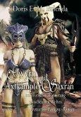 Gwyrn und Axtkämpfer Saxran auf erotischer Wanderung zwischen den Welten - Erotischer Fantasy-Roman (eBook, ePUB)