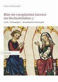 Blüte der europäischen Literatur des Hochmittelalters 3 (eBook, PDF)