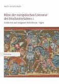 Blüte der europäischen Literatur des Hochmittelalters 1 (eBook, PDF)