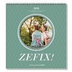 Zefix! Wandkalender 2020