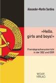 """Hello, girls and boys!"""