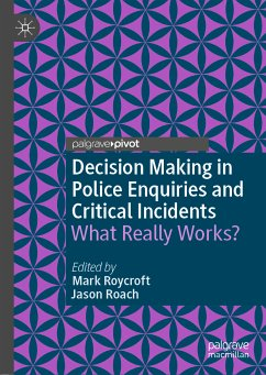 Decision Making in Police Enquiries and Critical Incidents (eBook, PDF)
