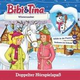 Bibi & Tina: Winterzauber (Wölfe in der Puszta/ Verloren im Schnee) (MP3-Download)