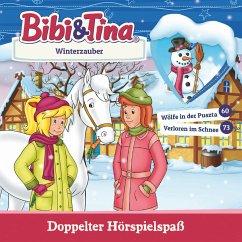 Bibi & Tina: Winterzauber (Wölfe in der Puszta/ Verloren im Schnee) (MP3-Download) - Dittrich, Markus
