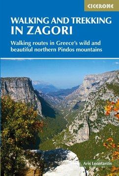 Walking and Trekking in Zagori (eBook, ePUB) - Leontaritis, Aris