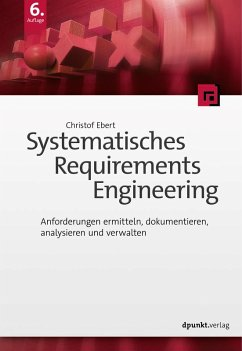 Systematisches Requirements Engineering (eBook, PDF) - Ebert, Christof